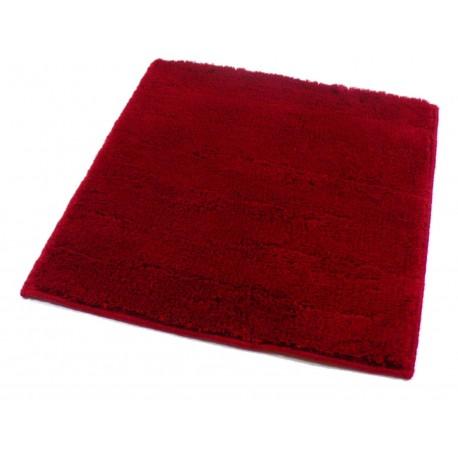 Koupelnová předložka UNI COLOR Červená