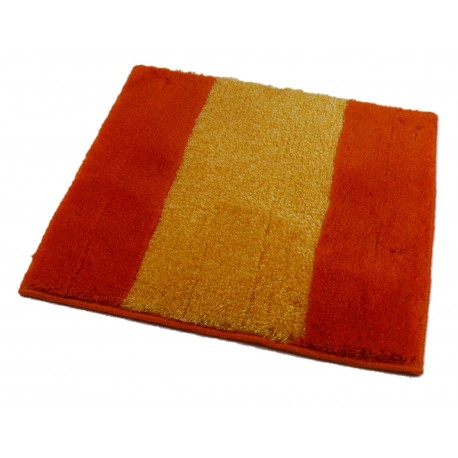 Koupelnová předložka ATHENA Oranžová