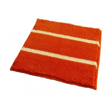 Tapis de bain IRSINA Orange